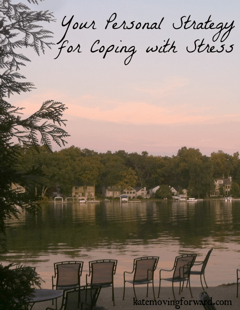 Your personal strategy for coping with stress