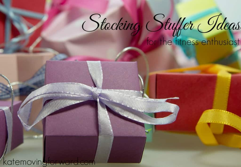 Stocking Stuffer Ideas for the fitness enthusiast