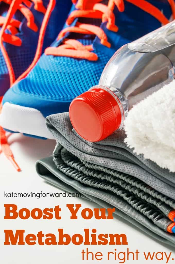 Boost Your Metabolism the RIGHT Way!