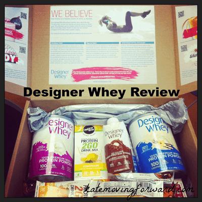Designer Whey Review