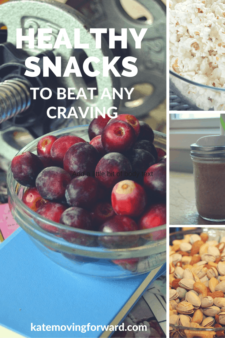 Healthy Snacks to beat any cravings
