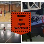 Home vs. Gym Workout