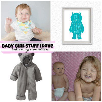 Baby girl stuff I love