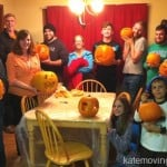 2nd Annual Pumpkin Carving Party