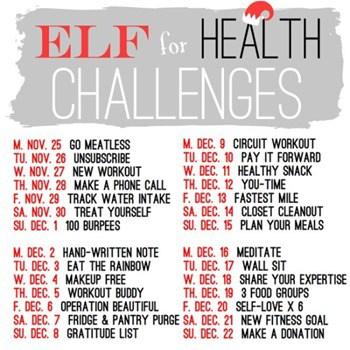 Elf for health