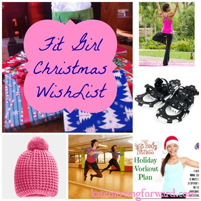 Fit Girl Christmas Wishlist