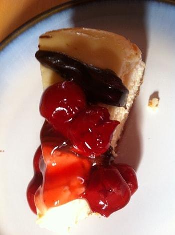 true confession: I love cheesecake