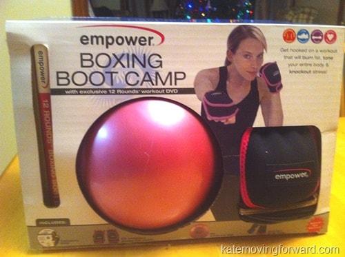 boxing workout dvd