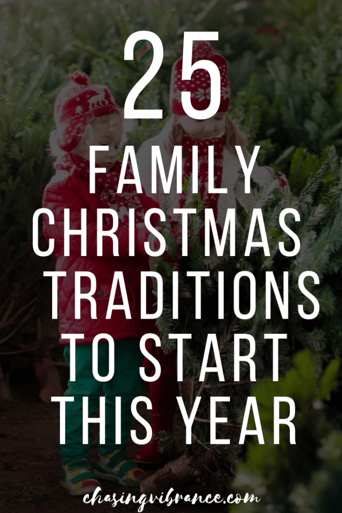 25 family Christmas traditions to start this year
