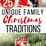 25 Christmas Traditions To Start With Your Family This Year