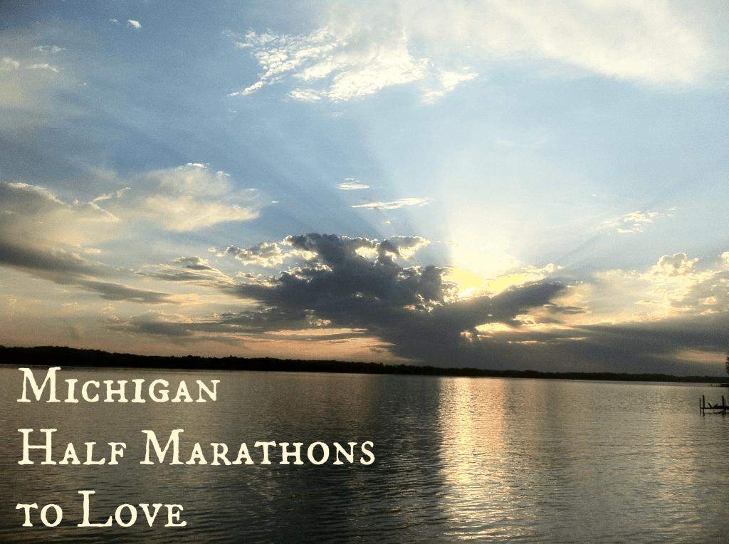 michigan half marathons