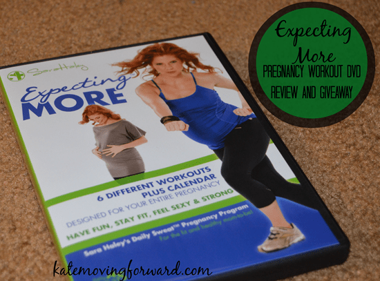 Expecting More--Pregnancy Workout DVD--Review and Giveaway