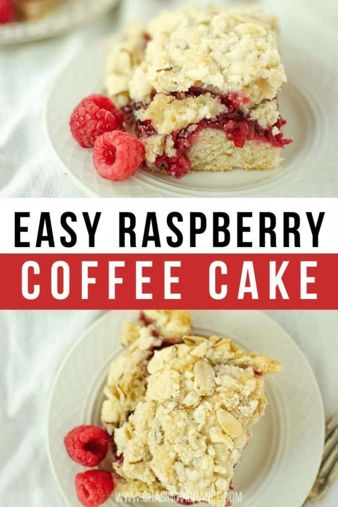 Easy raspberry coffee cake for pinterest