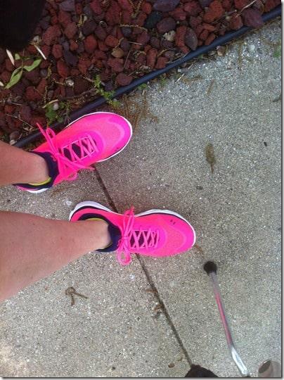 Let's go running