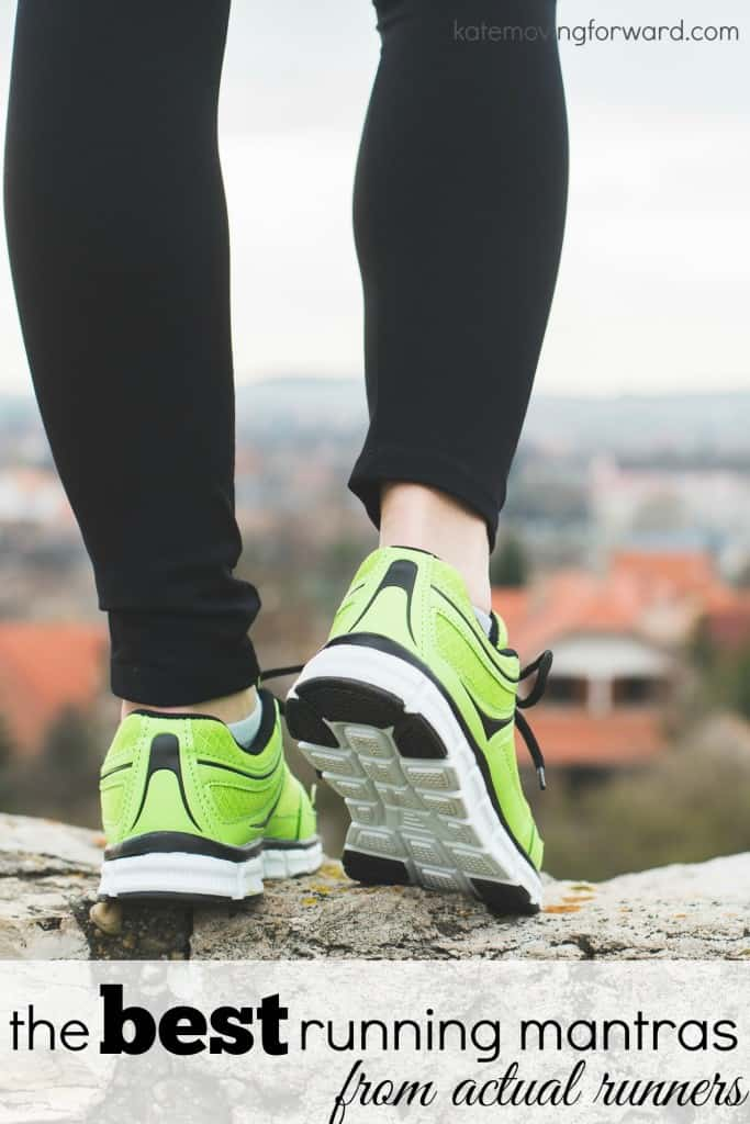 the best running mantras from actual runners