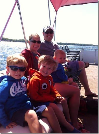 tyler scott family