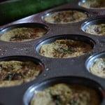 Zucchini Custard Cups