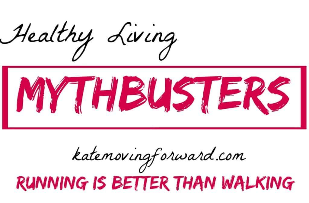 Is running better than walking