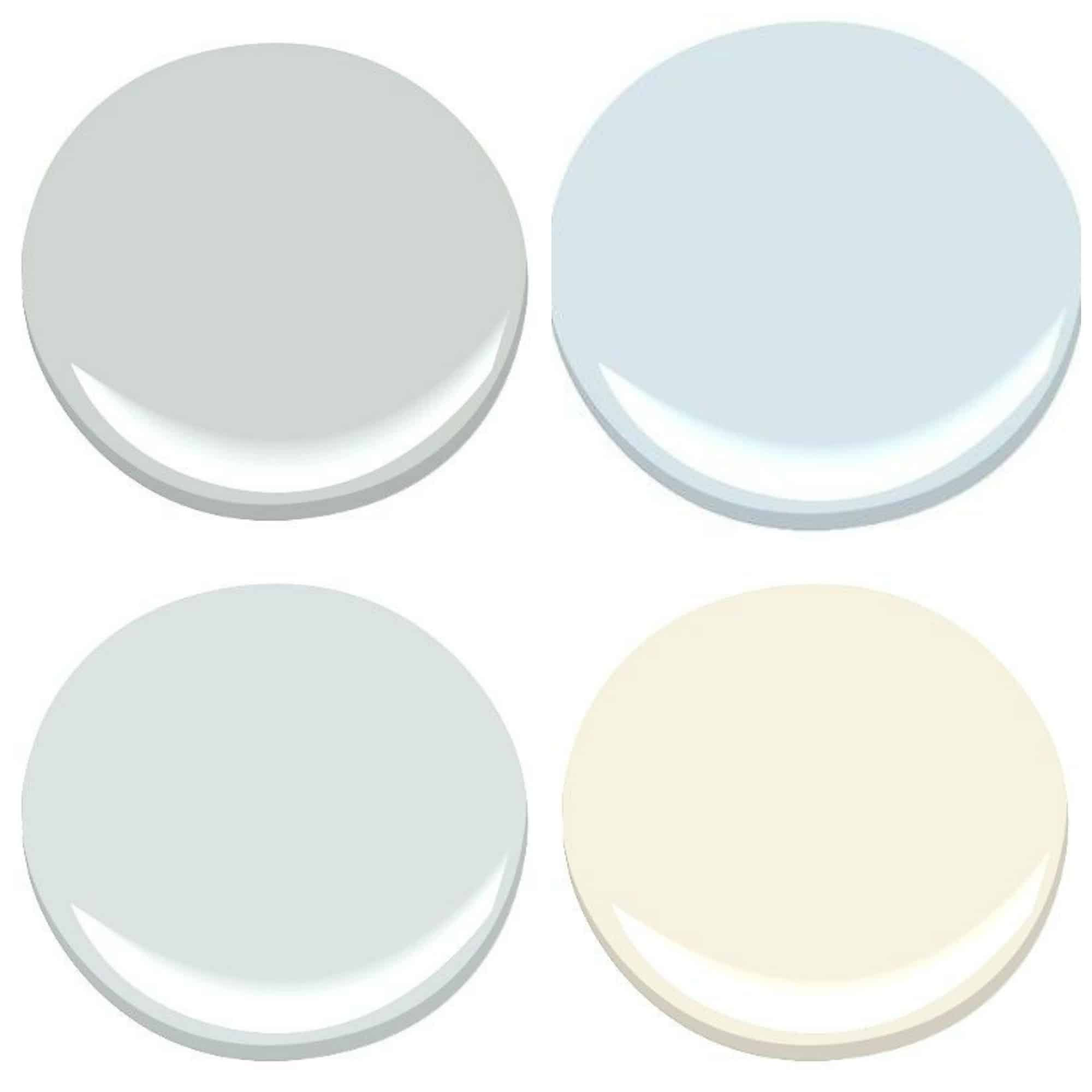 Friday loves 23 for Cool neutral paint colors
