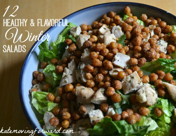 12 Healthy & Flavorful Winter Salads
