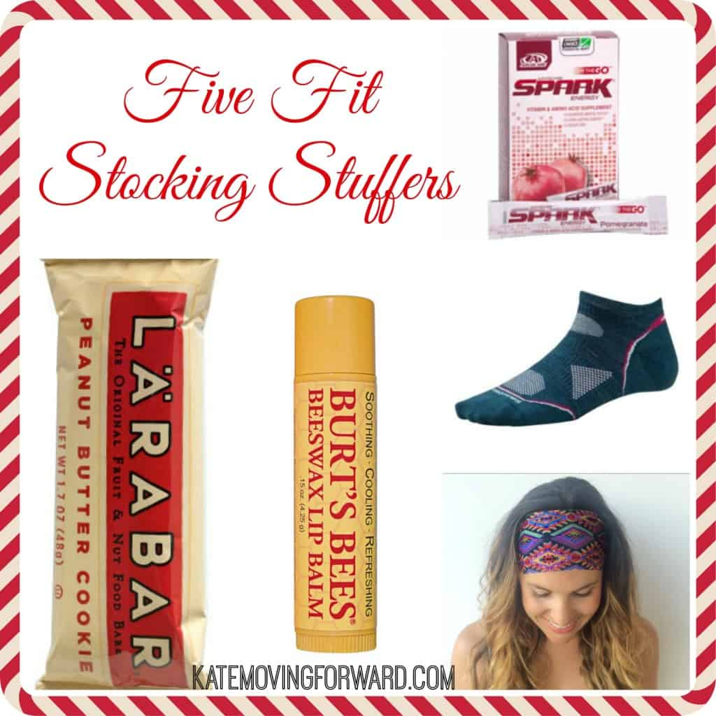 5 Fit Stocking Stuffers