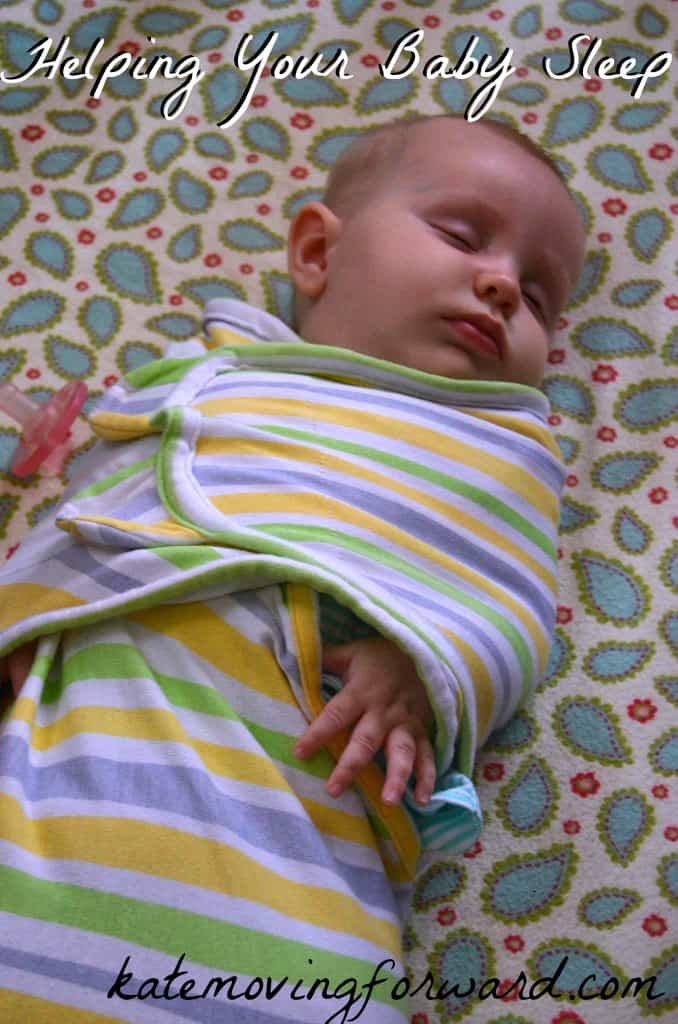 Helping Your Baby Sleep: practical tips for baby sleep
