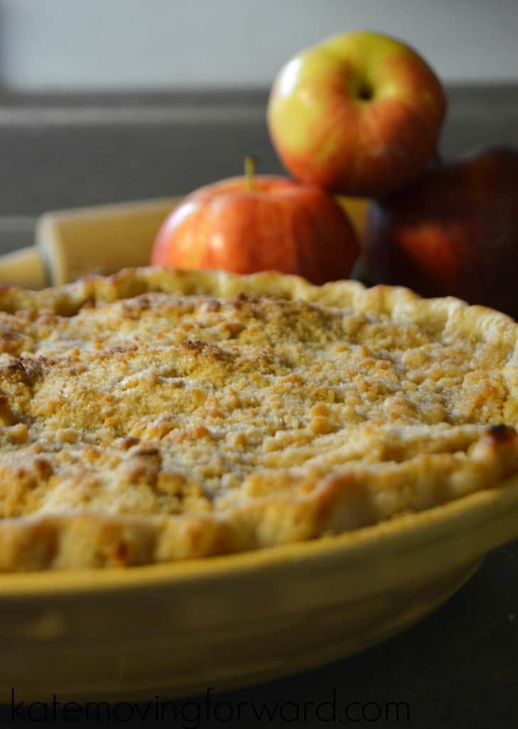 Dutch Apple Pie--absolutely delicious