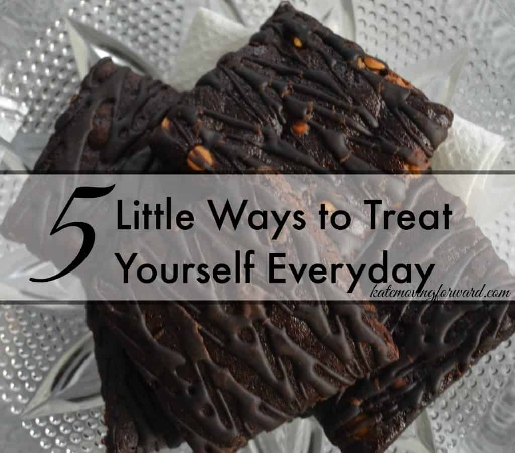 5 Little Ways to Treat Yourself Everyday