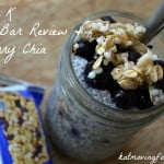 Blueberry Chia Parfait