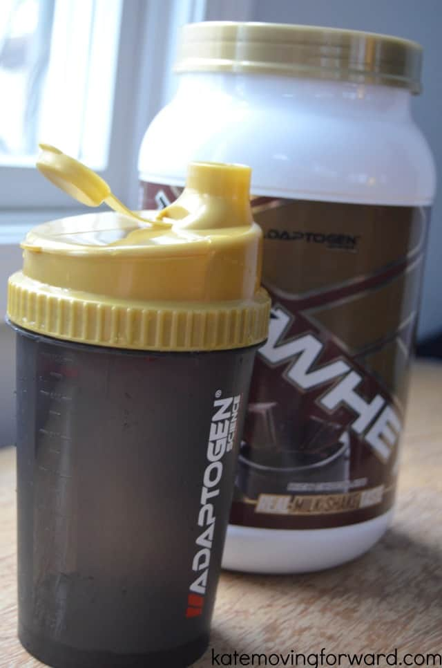 Tasty Whey Adaptogen review