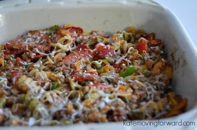 Healthy Cavatini Recipe