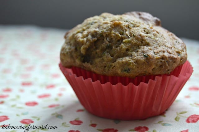 Muffins for breakfast!