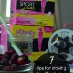 7 Tips for Staying Healthy During Your Period