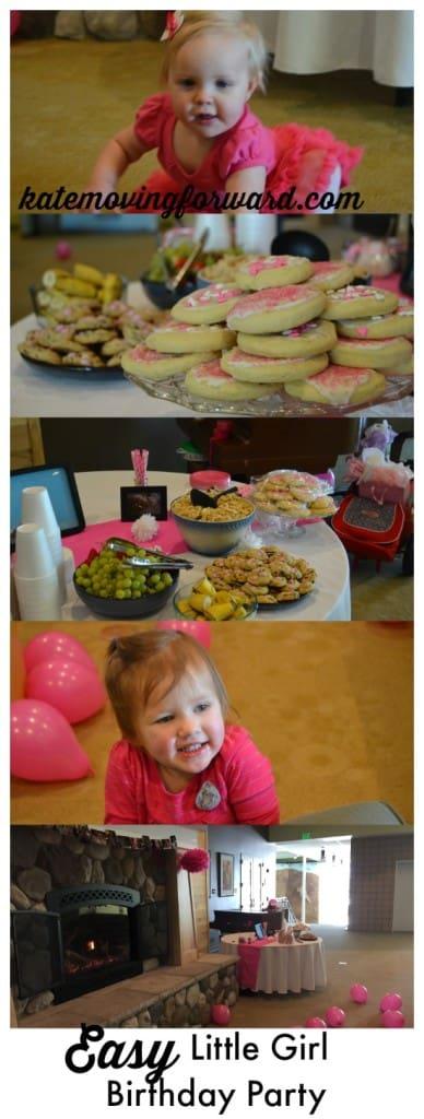 Easy Little Girl Birthday ideas