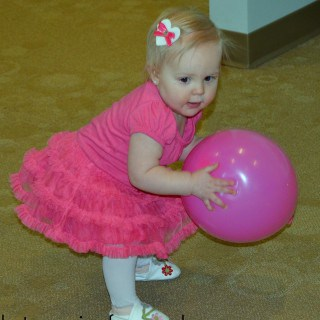 baby layla's party