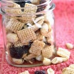 White Chocolate Cherry Trail Mix