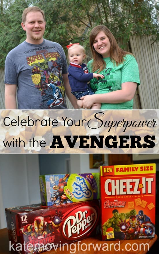 Celebrate your Superpower with the Avengers