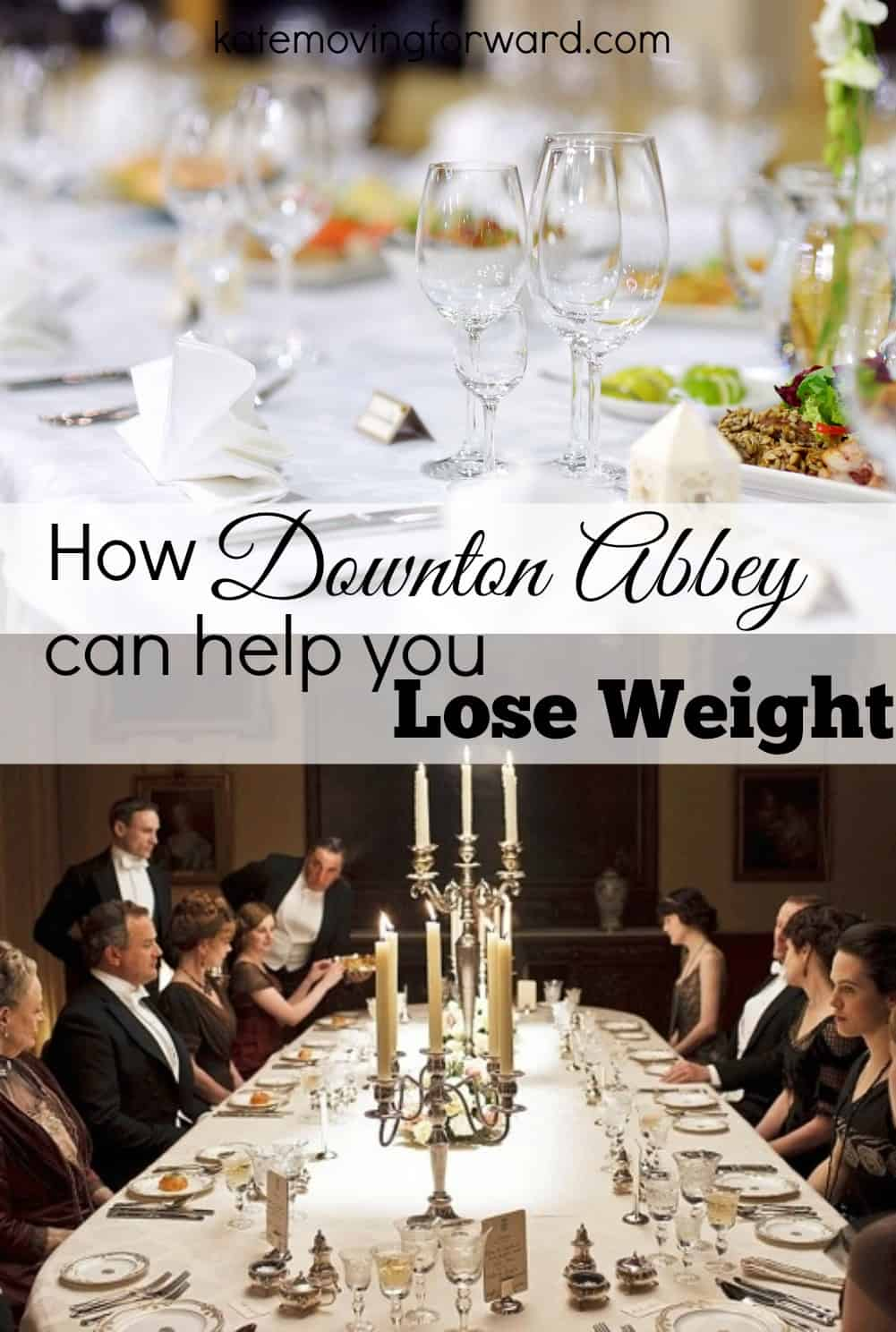 How Downton Abbey Can Help You Lose Weight