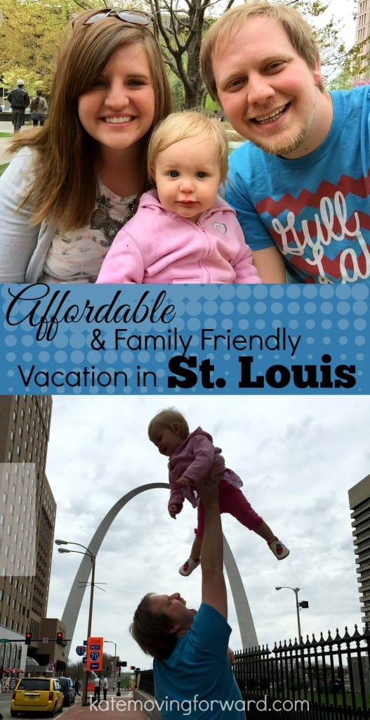 Our affordable and family friendly vacation in st. louis
