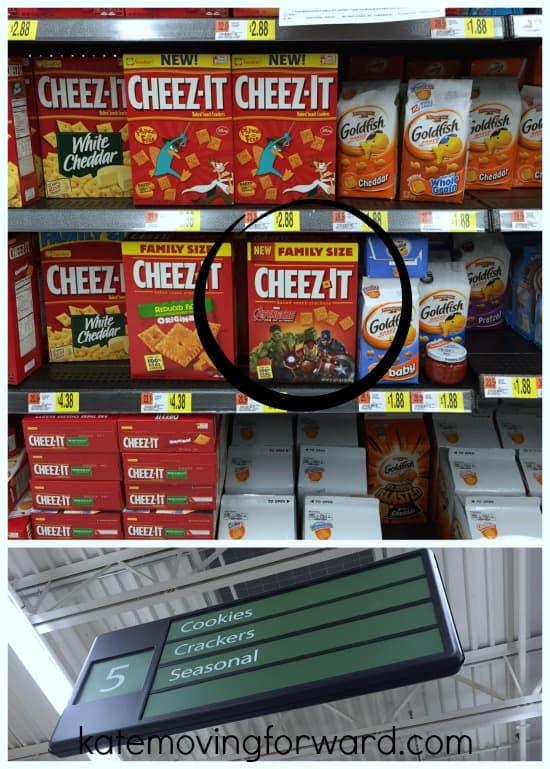 Walmart and Avengers