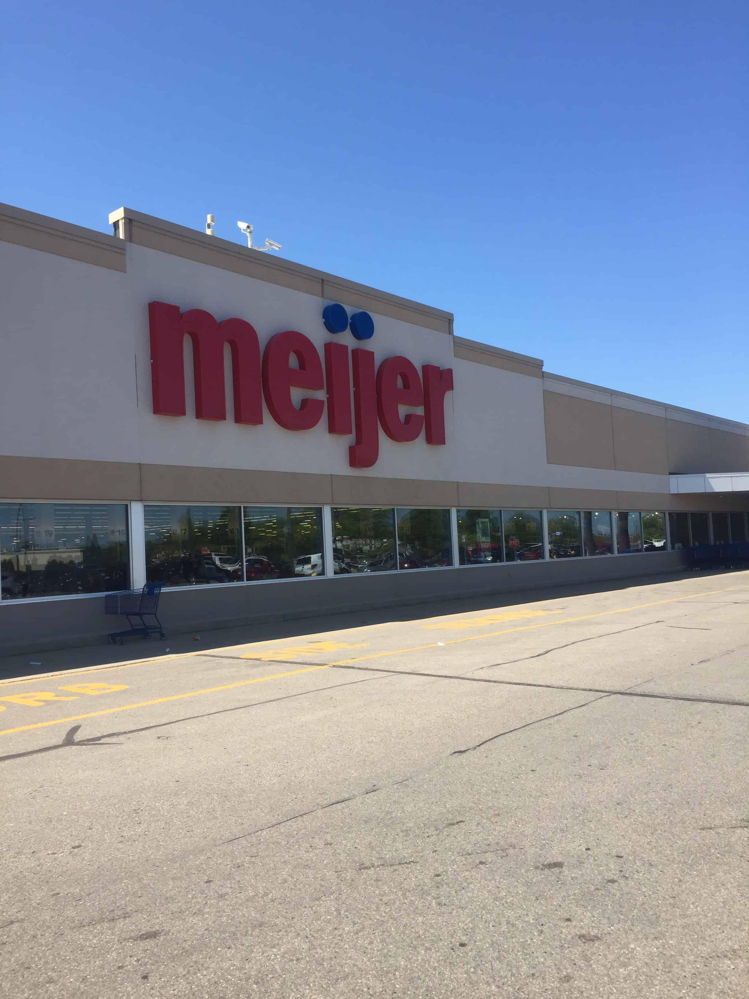 Shopping at Mejier