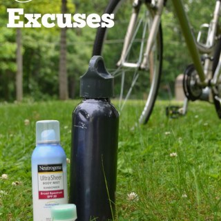 Bust Your Summer Excuses