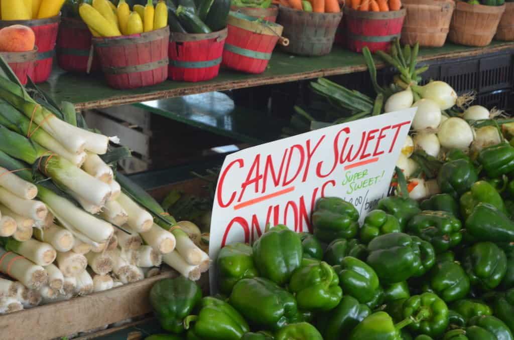 farmer's market shopping tips