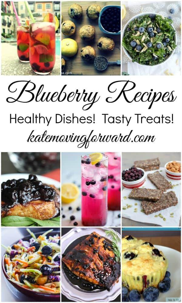 Blueberry Recipes