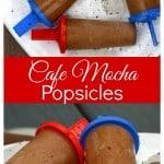 Cafe Mocha Popsicles Recipe