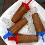 Cafe Mocha Popsicles