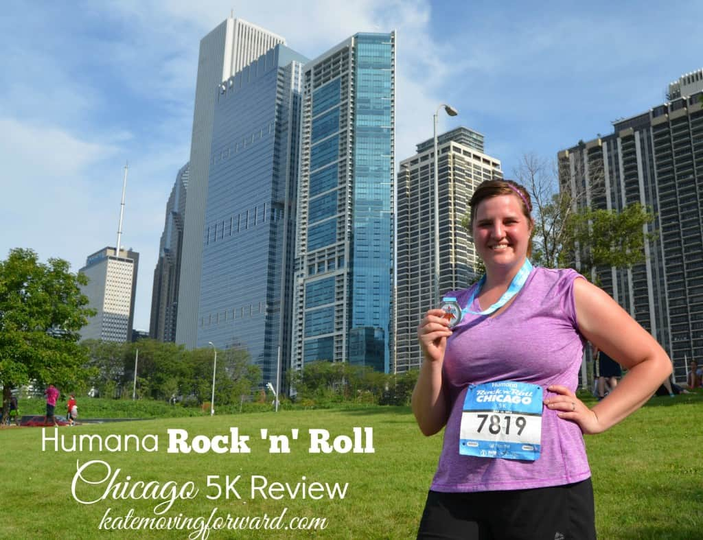 Humana RNR Chicago 5K Review
