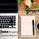 June Blogging Income Report