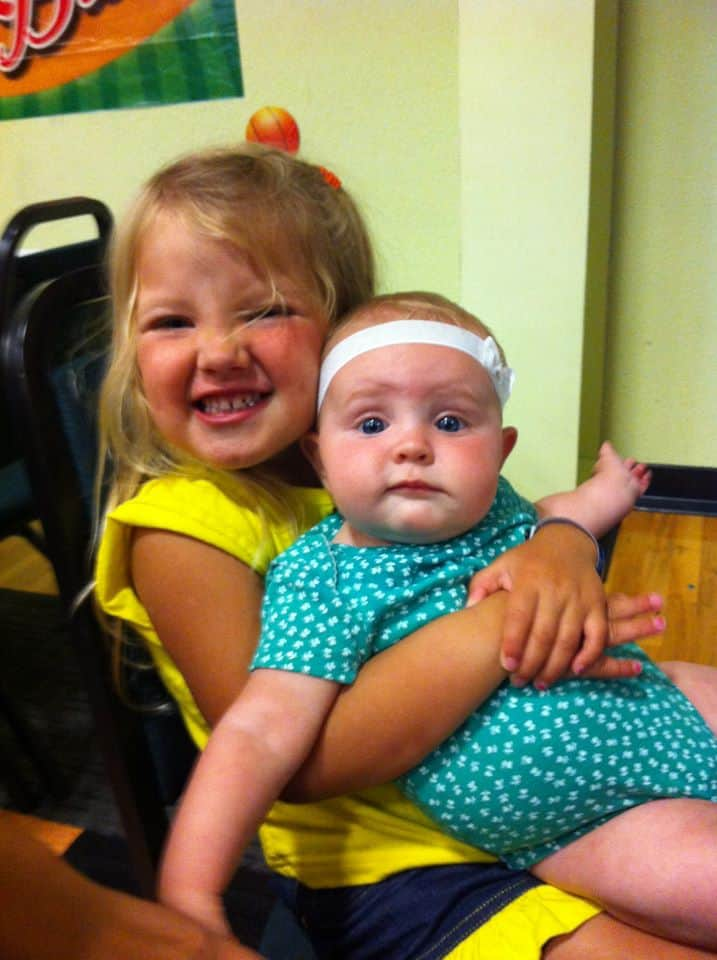 sophie and layla