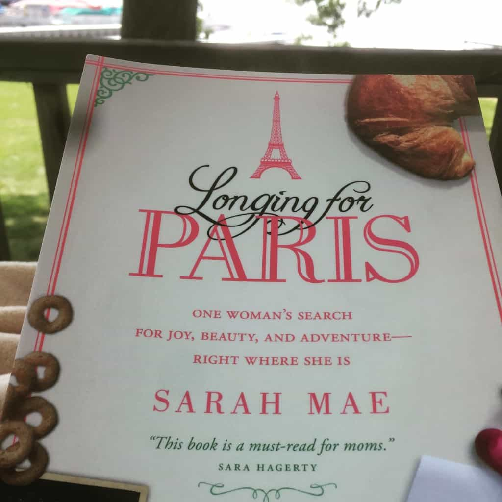 longing for paris book